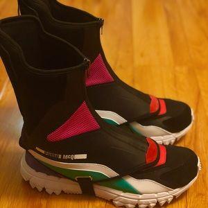 puma x mcq by alexander mcqueen faas sneaker